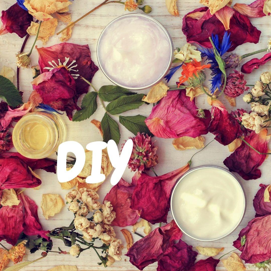 DIY huidverzorgingsproducten