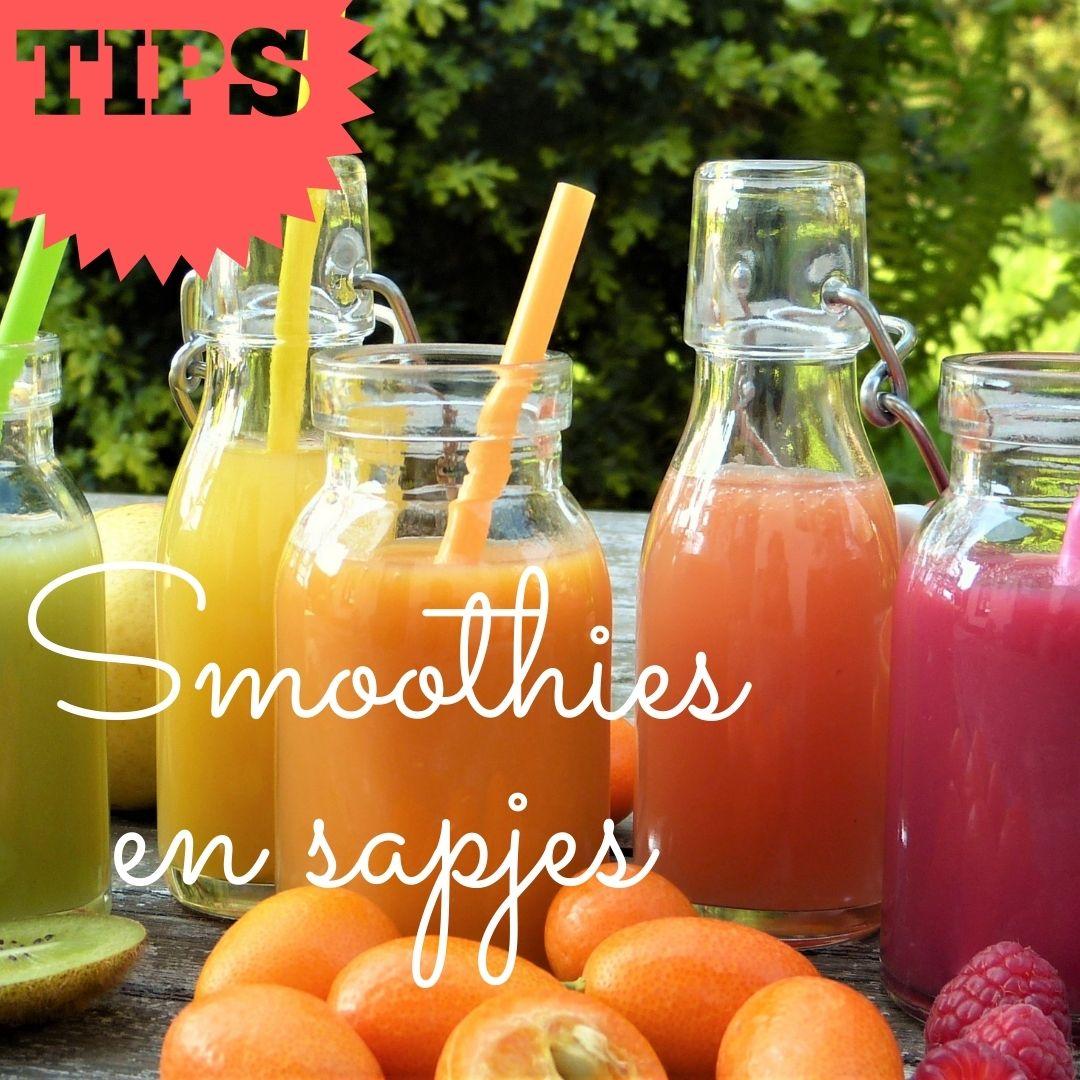 smoothies en sapjes bij psoriasis
