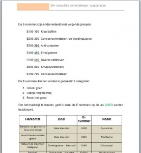 voorbeeld 3 - ebook meer dan 50 behandelingsmethoden