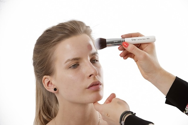 make-up bedekt psoriasis