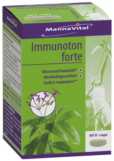 Immunoton Forte Mannavital