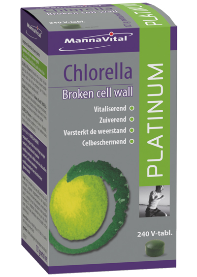Chlorella Mannavital