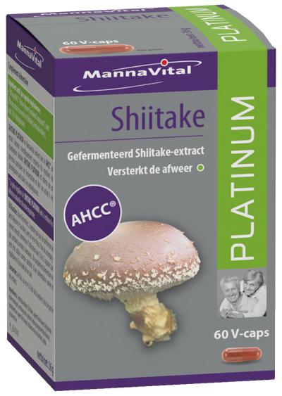 Gefermenteerde shii-take