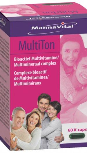 Multiton vitamine complex MannaVital