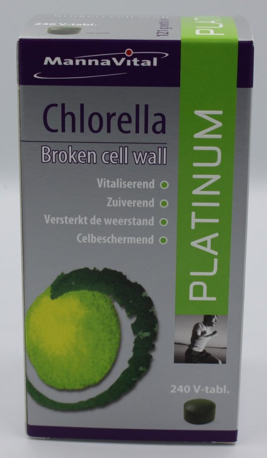 Chlorella kopen