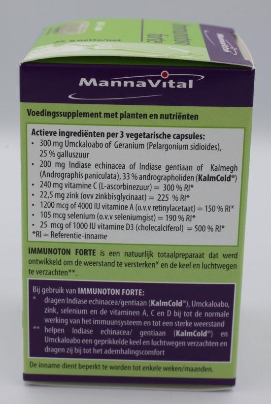Immunoton supplement kopen