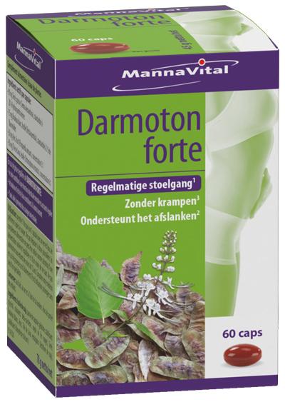 Darmaton forte 60 caps Mannavital