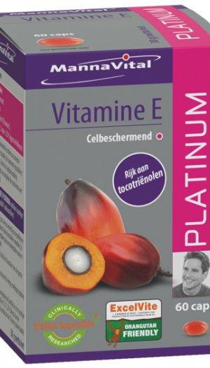 vitamine E MannaVital