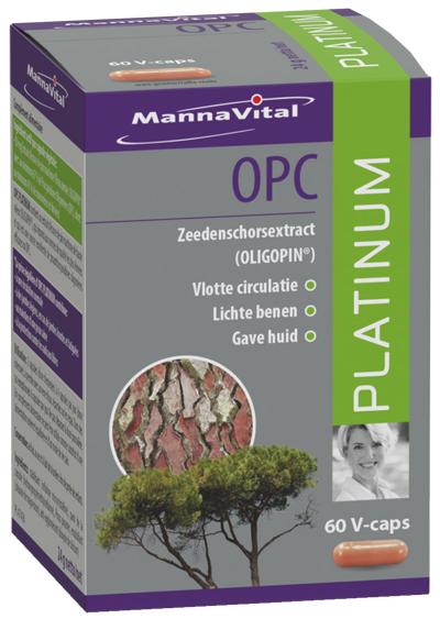 Oligomere procyaniden MannaVital