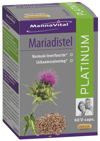 Mariadistel Mannavital