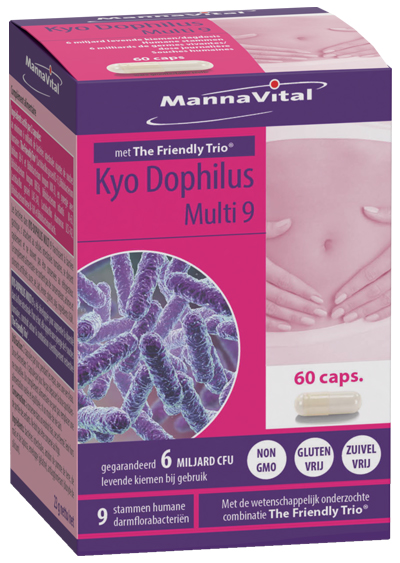 Kyo Dphilus multi Mannavital
