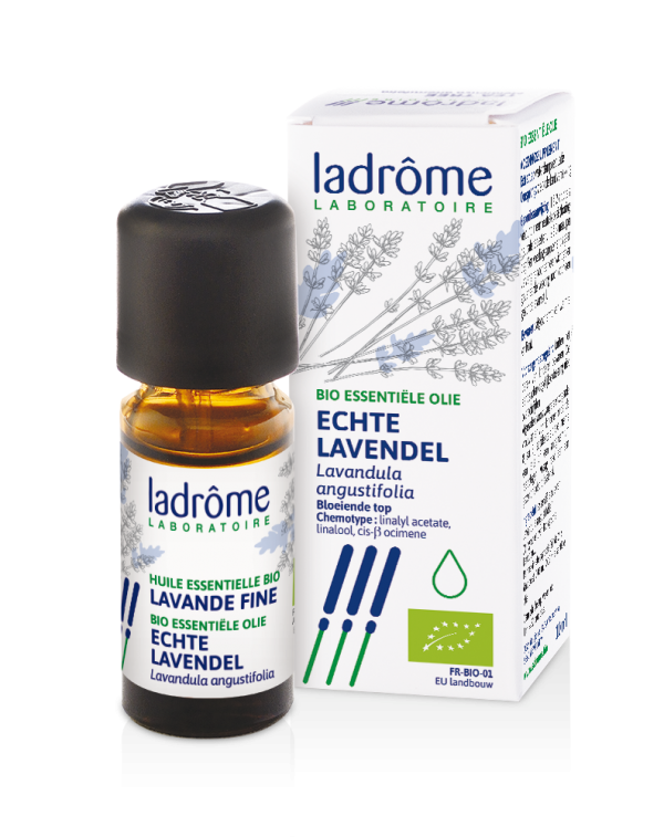 Echte lavendel (LAVANDULA ANGUSTIFOLIA) 10 ml - Ladrôme