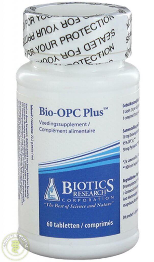 Biotics Bio-OPC Plus Tabletten 60TB