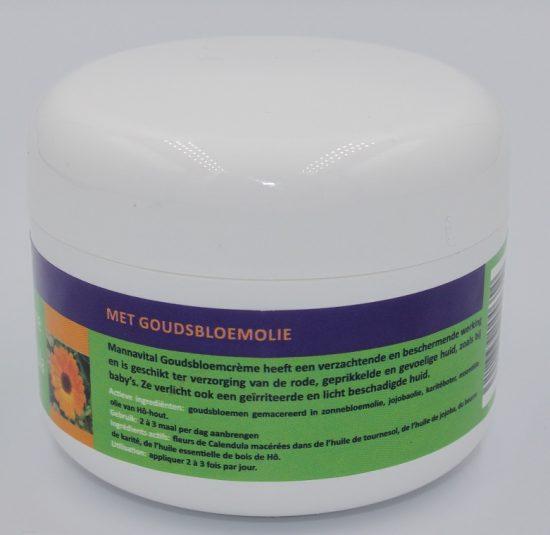 Goudsbloemcrème met goudsbloemolie kopen