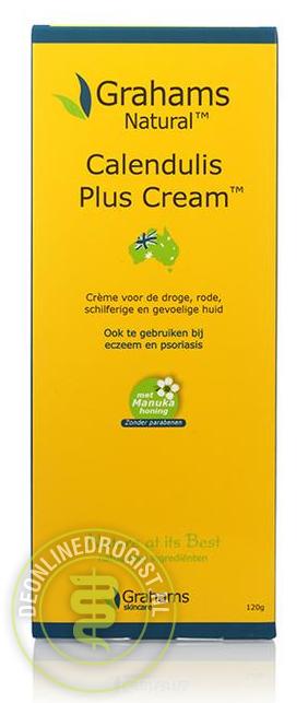Grahams Calendulis Plus Crème 120GR
