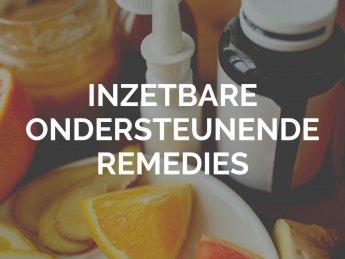 Inzetbare ondersteunende remedies