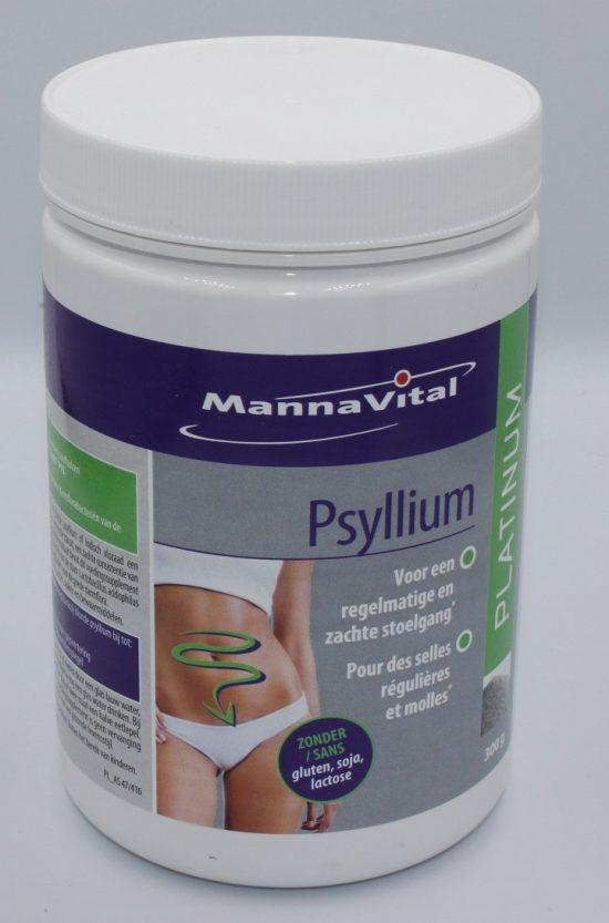 Psyllium Mannavital kopen