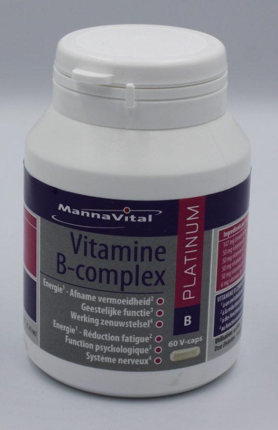 Vitamine B Mannavital kopen