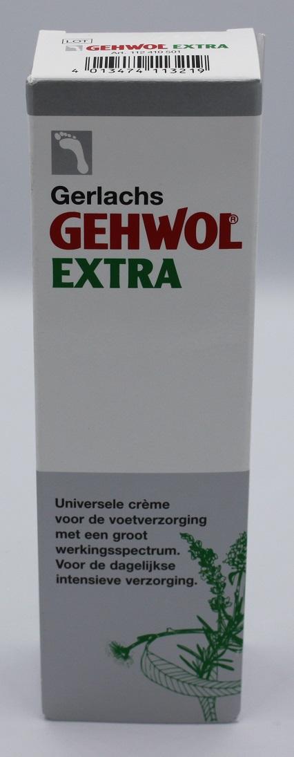 Voetencrème extra Gehwol kopen