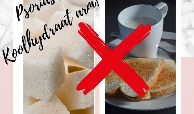 Waarom koolhydraatarm dieet goed kan zijn bij psoriasis