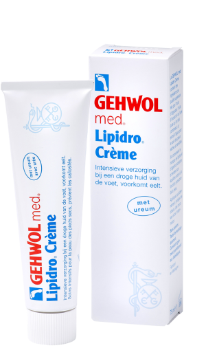 lipidro crème 7M ml Gehwol