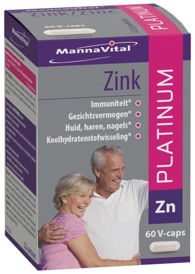 Zink immuniteit en huid