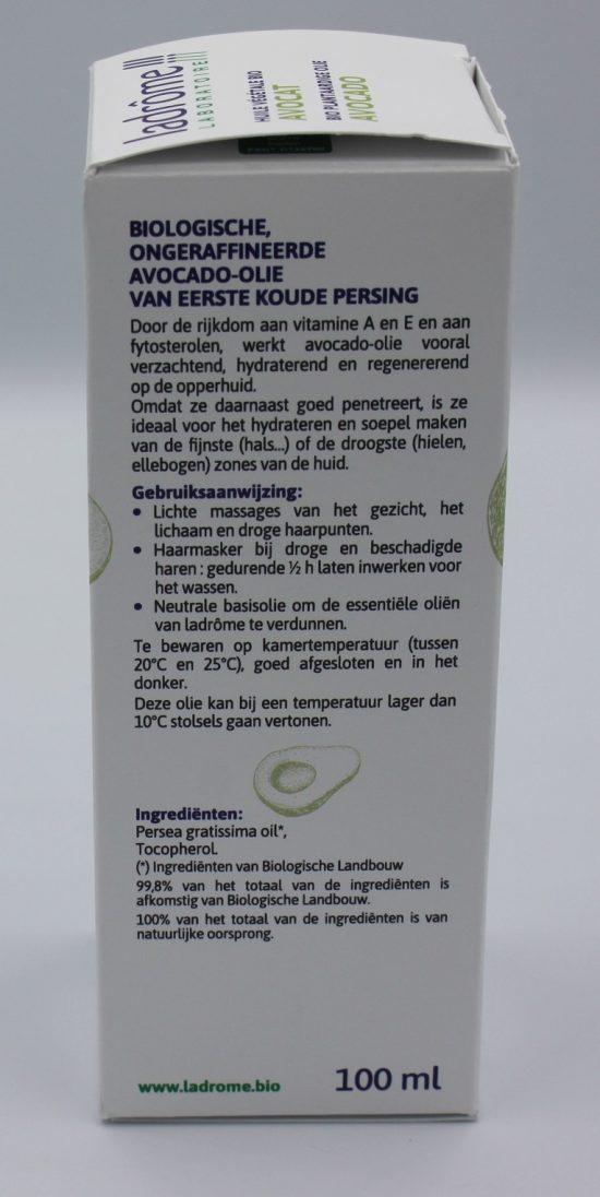 Avocado-olie kopen Ladrome