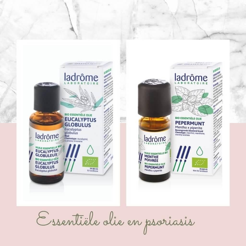 Essentiële olie en psoriasis