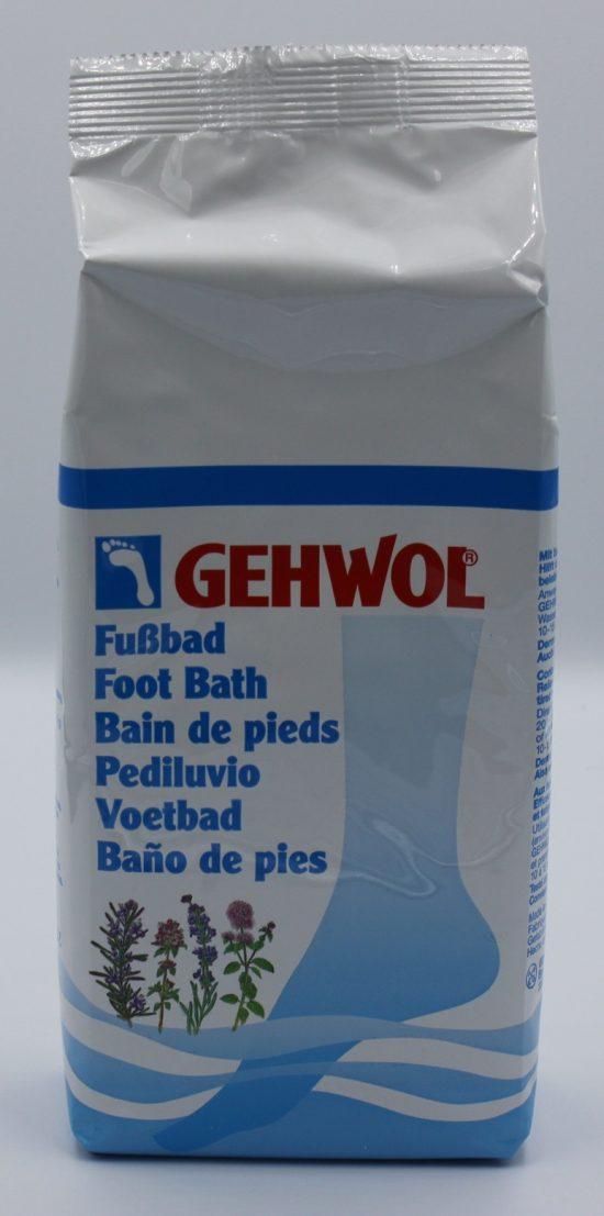 Kruiden voetbad Gehwol