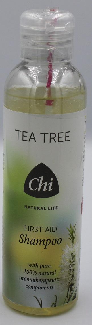 Tea tree shampoo van Chi voorkant