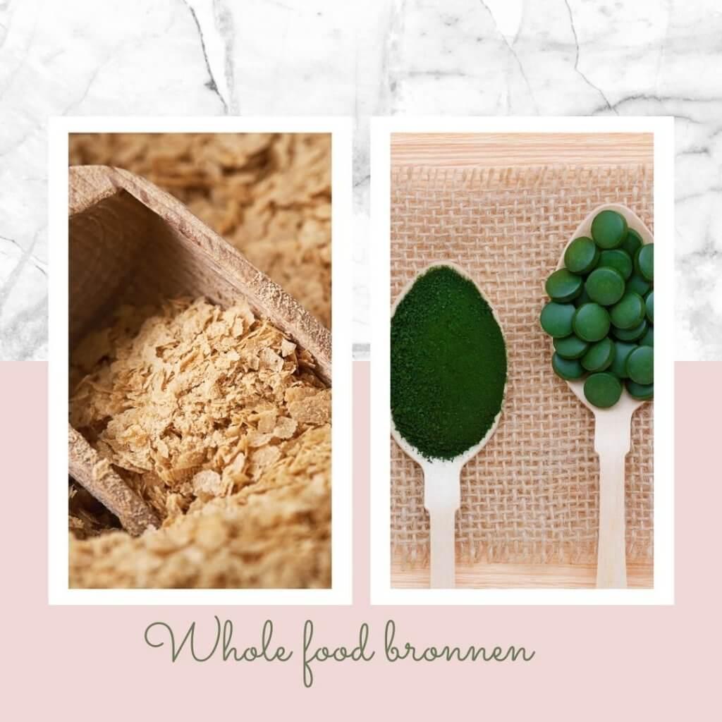 Whole food bronnen en psoriasis