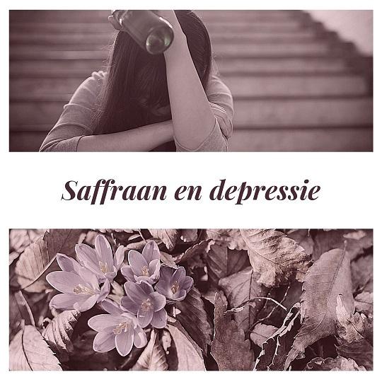 Saffraan depressie en psoriasis